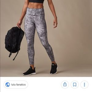 Lululemon Fast and Free 7/8 Tight Kindred Spirit